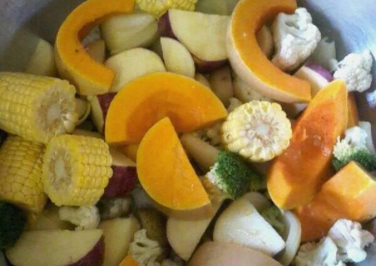 Pot Roast Veggies