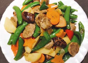 How to Prepare Delicious Sauteed Vegetables