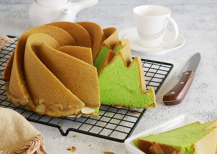 Bolu Pandan ALL IN ONE, super easy dan EKONOMIS