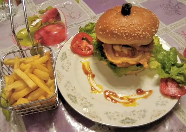 Discover How to Elevate Your Mood with Food Beef Burger