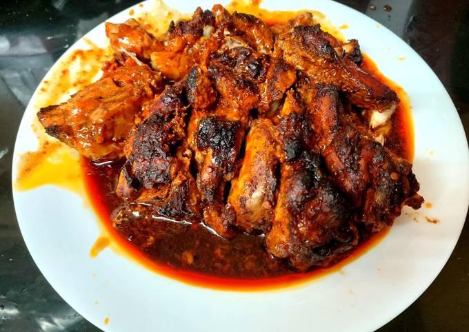 My Peri Peri Spicy Chicken. 🥰