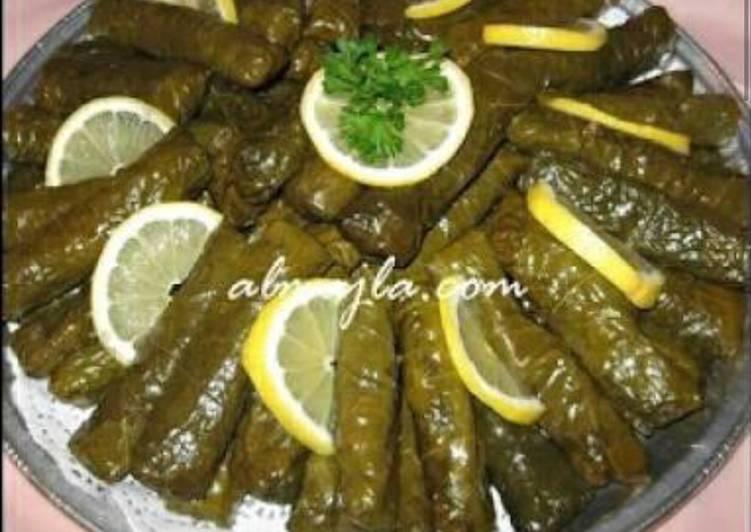 Iraqi vegetarian Dolma