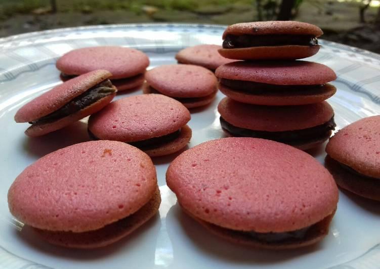 Oatmeal Macaron