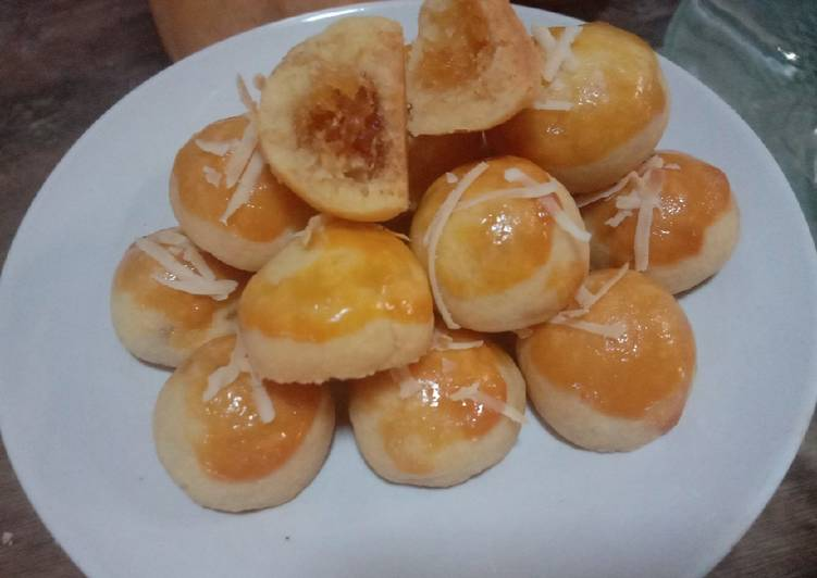 Nastar keju lembut - cookandrecipe.com