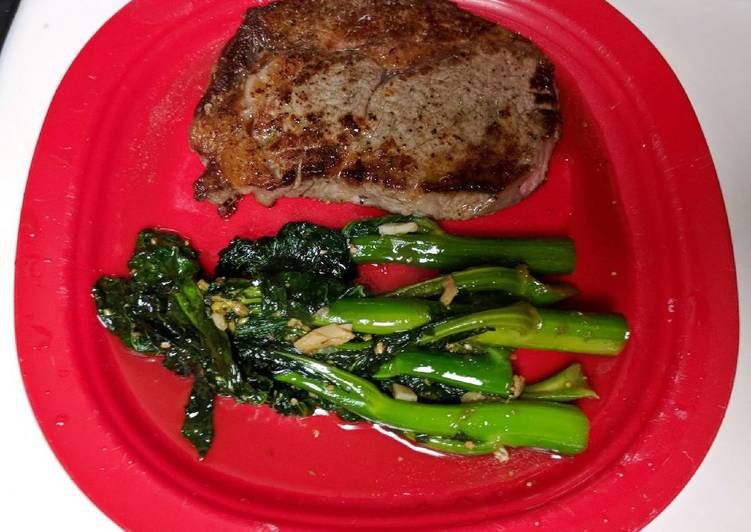 Greens with Asian Oyster Sauce, Learn The Truth On Superfoods