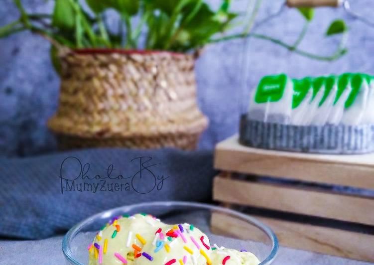 Green Tea Ice Cream - resepipouler.com