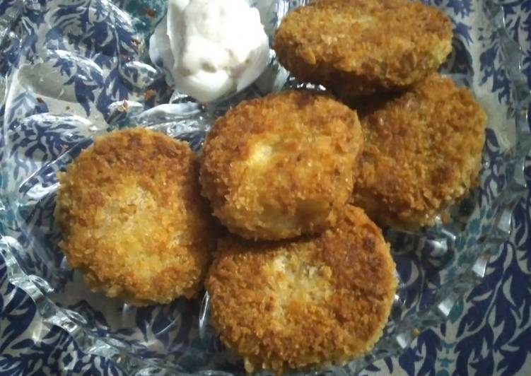 Recipe of Ultimate Chicken Cheese Kabab