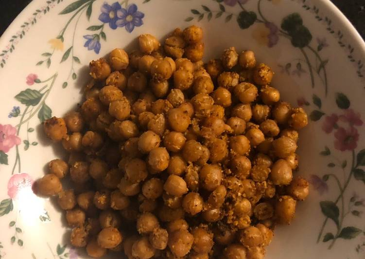 How to Cook Appetizing Chick Peas Snack