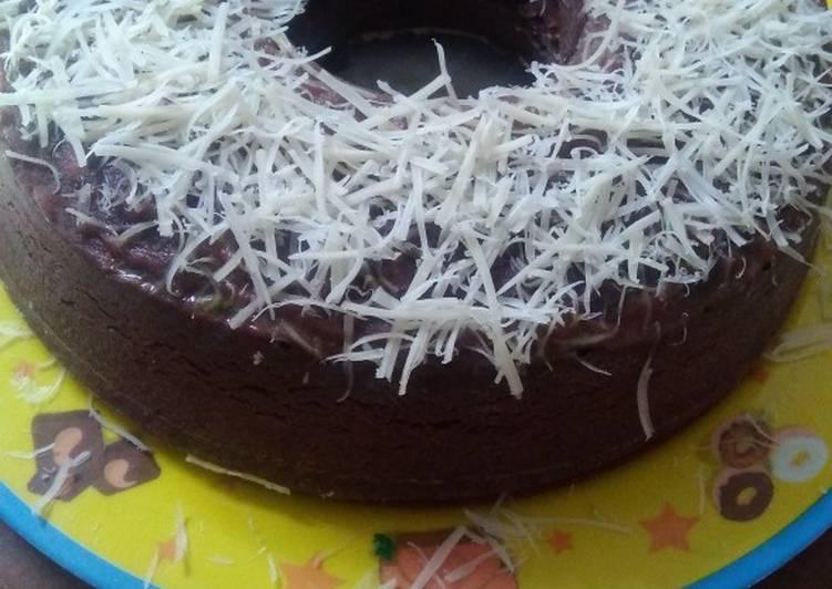 Brownies Kukus Gampil