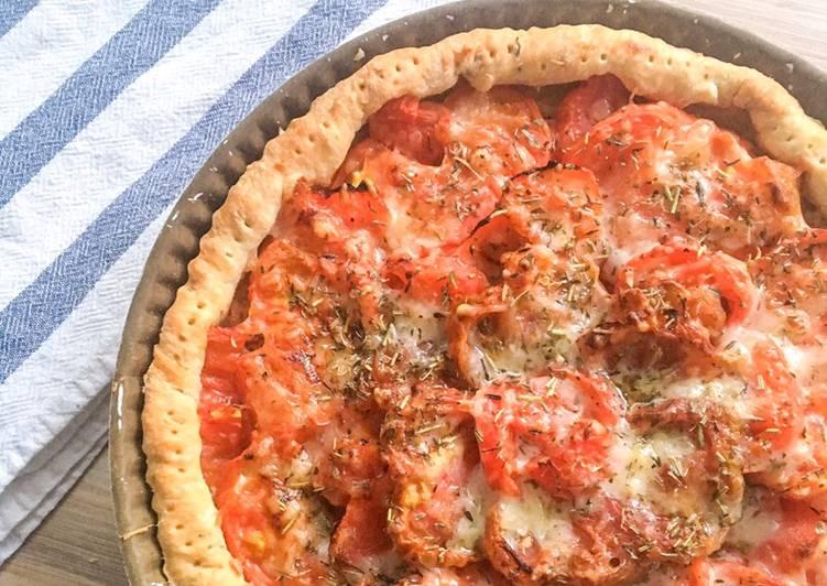 Tarte à la tomate 🍅