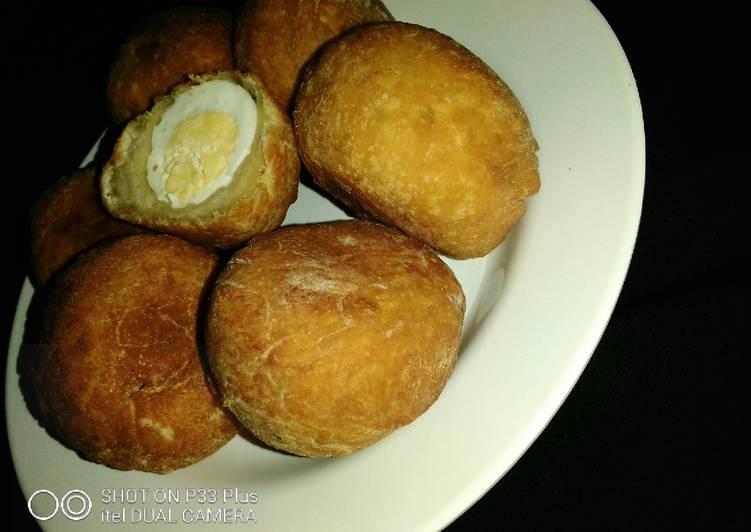 Recipe of Supreme Delicious Egg Roll