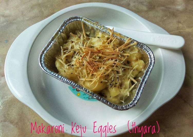 Makaroni Keju Eggless Balitaku