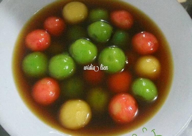 Resep Tang Yuan oleh Widia Ningsih Liem - Cookpad