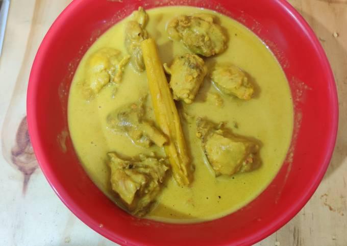 Ayam masak lomak cili padi nogori style
