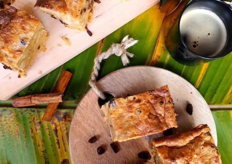 Mamallena – Brotpudding aus Panama