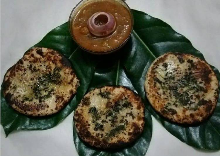 Recipe of Ultimate Amritsari aloo kulcha