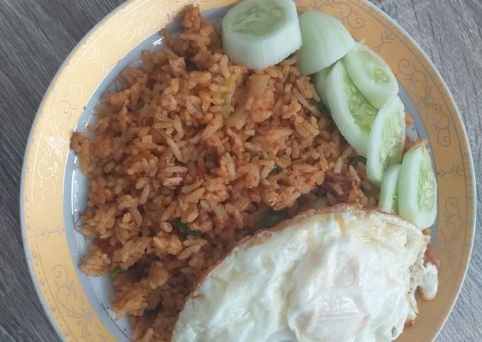 Nasi Goreng Padang Rumahan