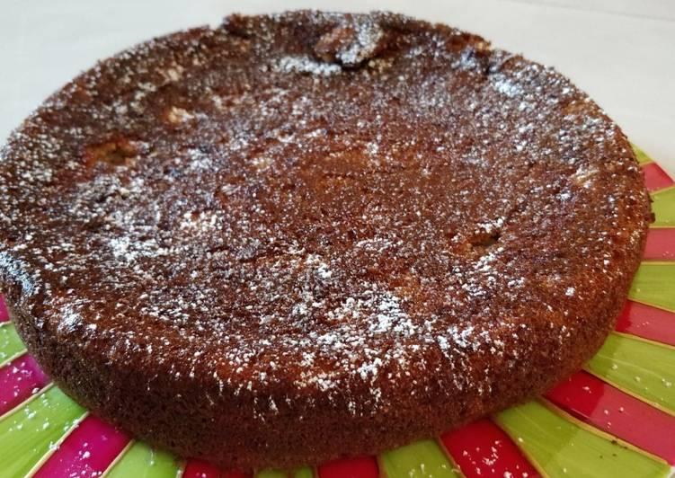 recette Gâteau à la chataîgne le délicieux