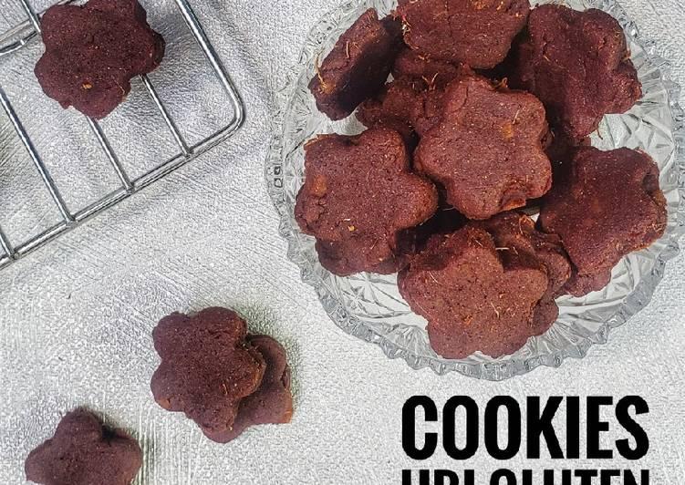 Cookies ubi Gluten Free