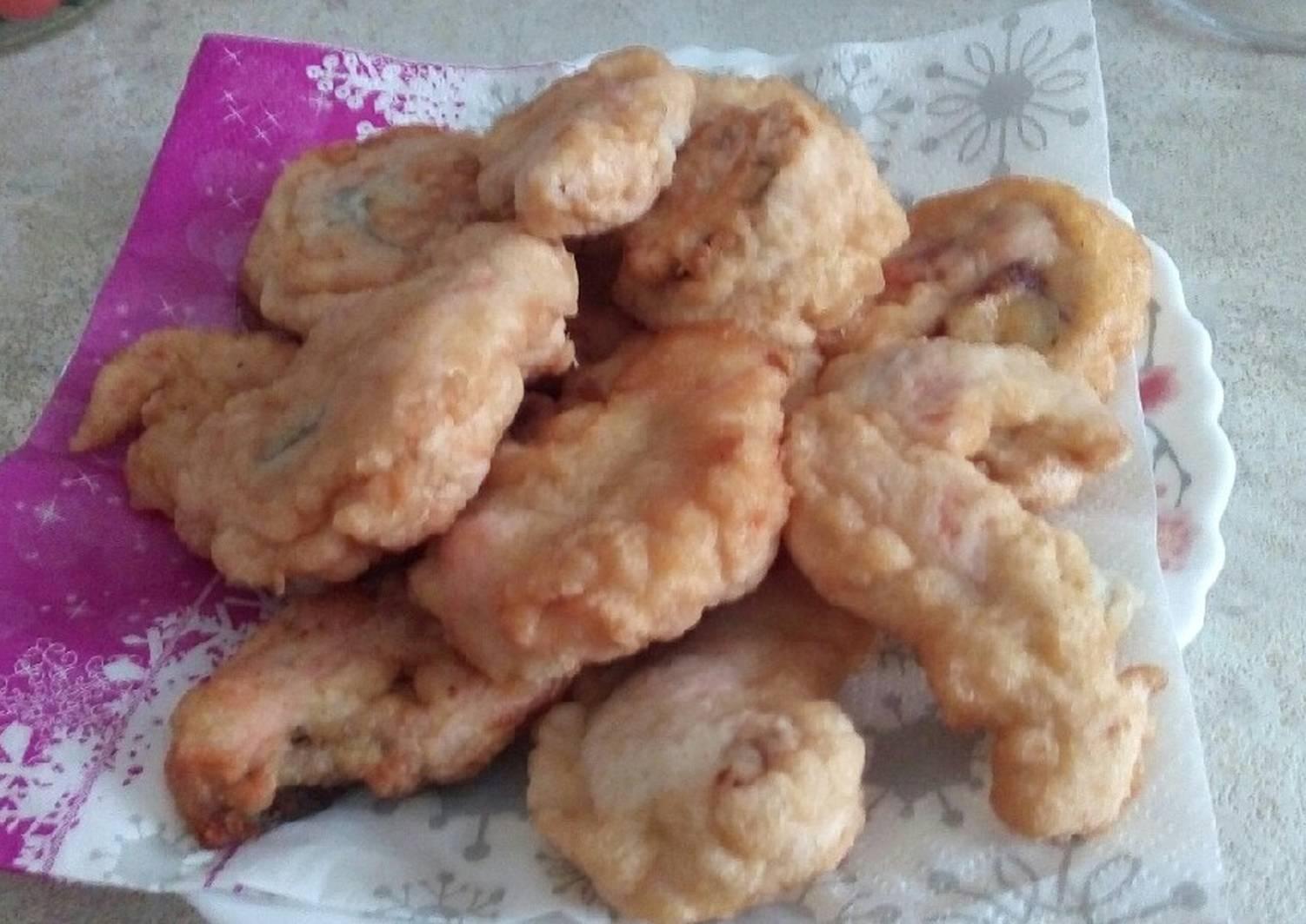Горбуша в кляре пошаговый рецепт с фото обороте этикетки