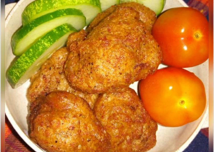 Step-by-Step Guide to Prepare Homemade Corned Beef Fritters