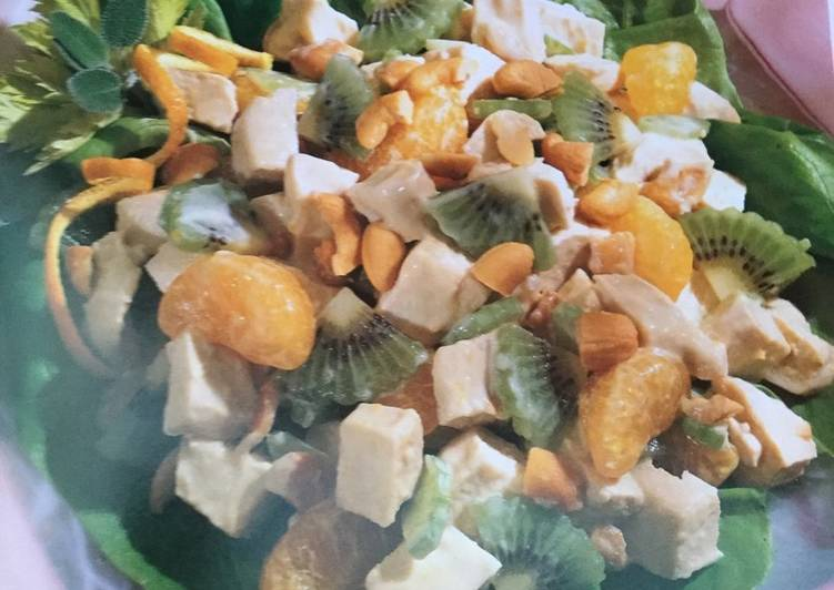 Sunburst Chicken Salad