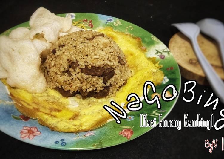 Nagobing (Nasi Goreng Kambing) #Week13