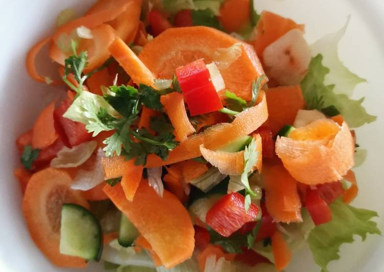 Liver Cleanse & Detox Salad: Organic Ingredients only