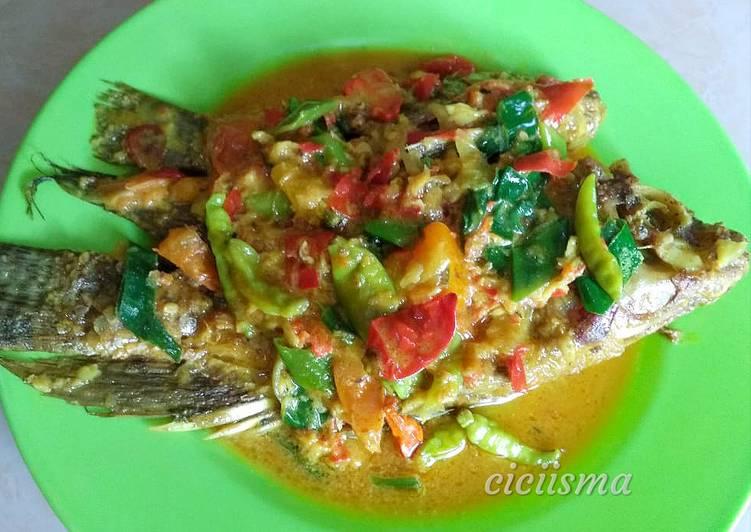 Pesmol Ikan Tawar (Nila)