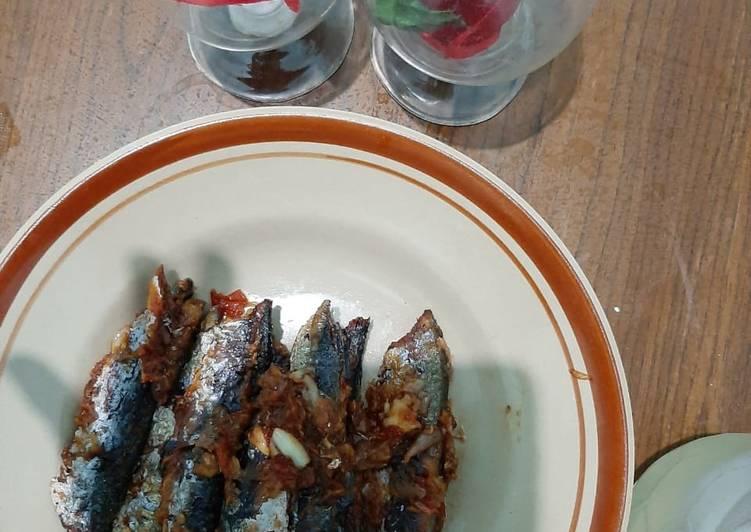 Resep Gereh Besek Ikan Keranjang Pedas Manis Oleh Aulia Cookpad