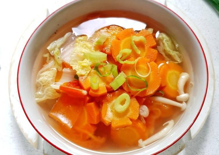 Sup Sehat Wortel