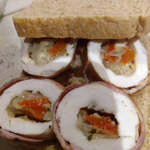 Sándwich de Pamplona en pan integral