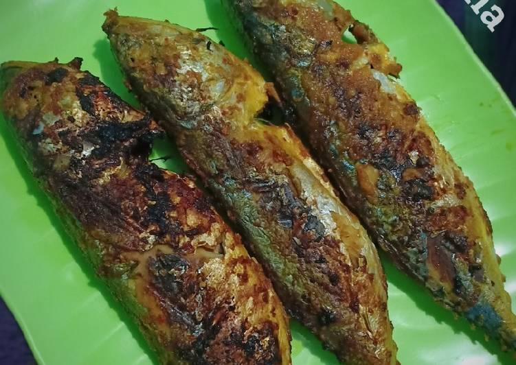 Resep Ikan bakar padang yang Bisa Manjain Lidah