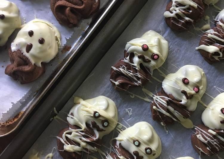 #Halloween Biscuits