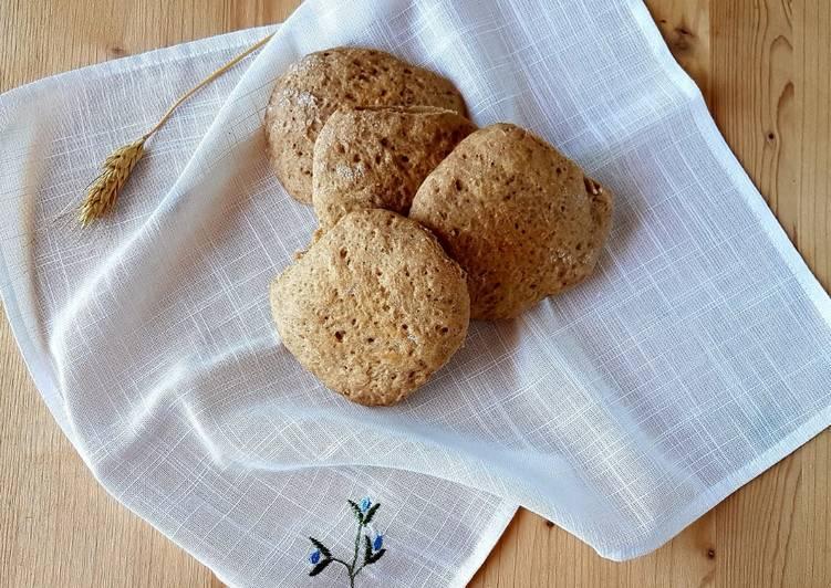 Panini semintegrali con farina di farro