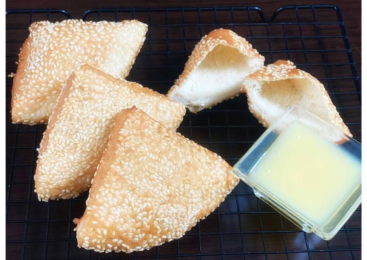 Resep Roti goreng /odading yang Lezat Sekali