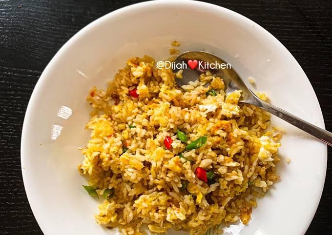 Nasi Goreng Berapi