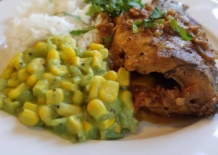 Steps to Prepare Ultimate Curried Small Carp