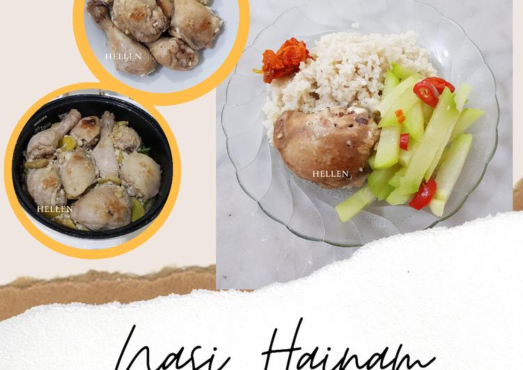 Nasi Hainam Rice Cooker