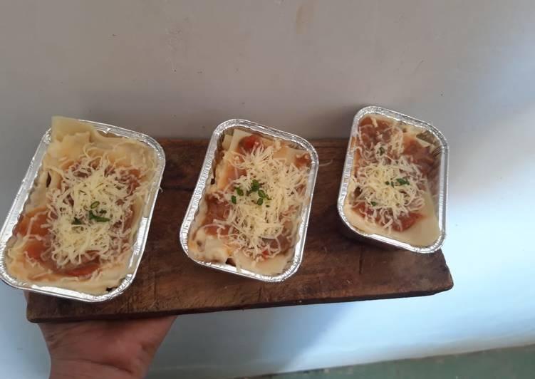 Resep Lasagna Kukus Sederhana Oleh Sinta Pratiwi Cookpad