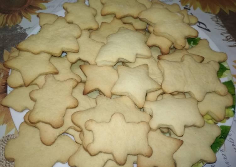 Песочное печенье: классический и оригинальные рецепты | 532x751