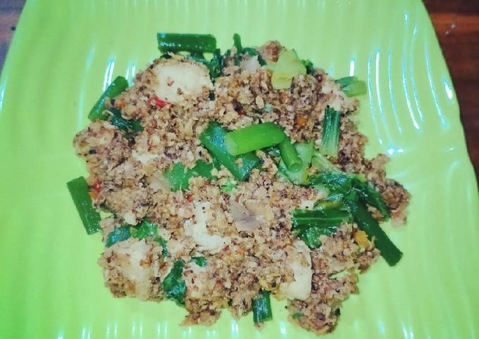 Nasi goreng KW khusu diet