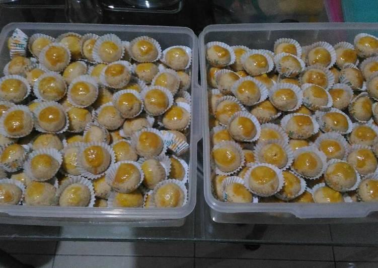 Kuker kacang tanah - cookandrecipe.com