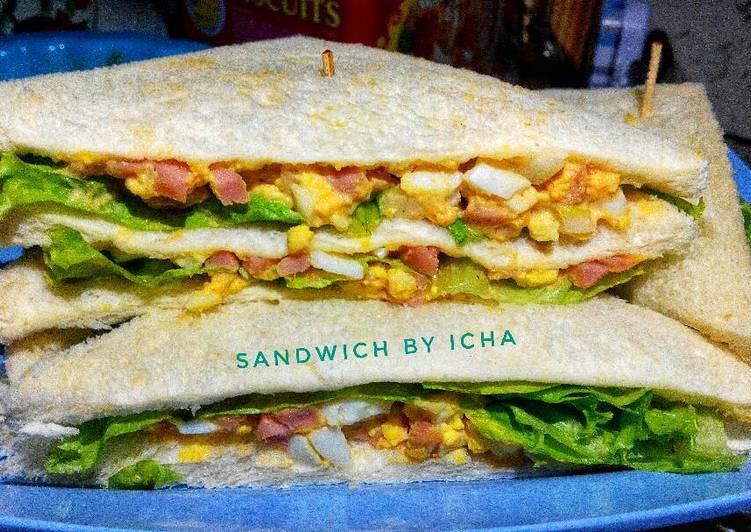 """Resep Sandwich ala"""" Bikin Ngiler"""