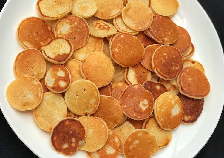 Easiest Way to Make Speedy Mini pancakes