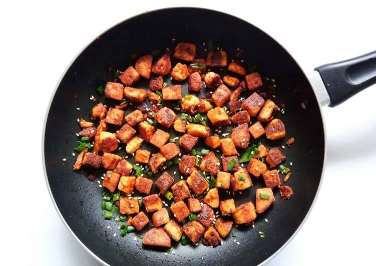 Vegan Stir Fry Tofu