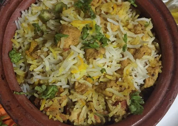 How to Make Ultimate Pulao Biryani