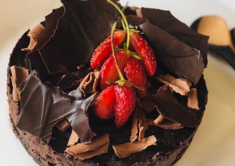 Whosayna's Chocolate Mousse Cake