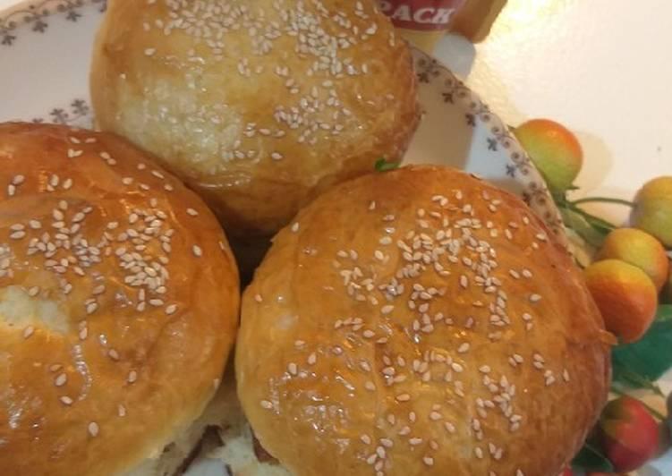 25 Minute Step-by-Step Guide to Prepare Speedy Shami buns with homebakebuns