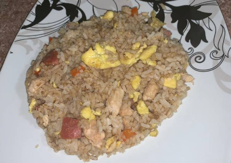 Easiest Way to Cook Yummy Fried Rice